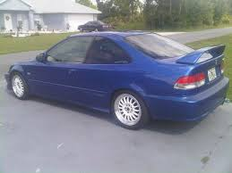 99 civic si (em1) Everything original, 3rd owner clean title in hand.