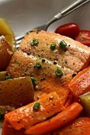 instant pot lemon er garlic salmon