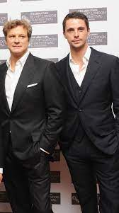 Matthew Goode and Colin Firth | Matthew goode, Mathew goode, Good looking  men