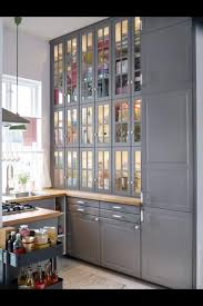 kitchen pantry furniture french windows ikea pantry. akurum wall cabinets with glass doors look fantastic in this kitchen pantry furniture french windows ikea h