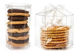 Decorative Cookie Boxes Decorative Cookie Boxes Plastic Kraft Crystal Clear Boxes 22