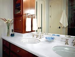 white corian countertops white bathroom vanity cleaning white corian countertops