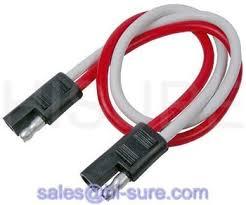 trailer 2 pole way flat plug wire harness buy trailer plug trailer 2 trailer 2 pole way flat plug wire harness