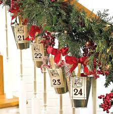 christmas garland for staircase garland for stairs christmas decoration garland  staircase .
