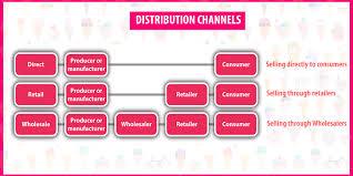 Image result for distribution channels