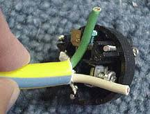 extension cord wiring diagram extension image how to replace the plug on an extension cord or power cord on extension cord wiring