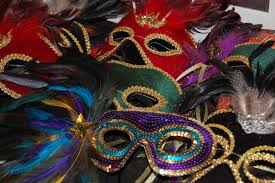 Mask Decorating Ideas Ideas For Throwing a Mardi Gras Masquerade Party DIY Network 34