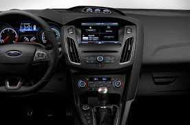 2015 ford focus interior. ford focus st sync2 infotainment system 2015 interior
