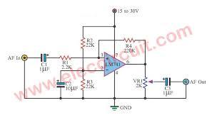 universal preamp circuit diagram wiring diagram show universal preamplifiers using circuits universal preamp circuit diagram