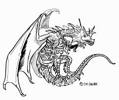 20 Ghost Dragon Coloring Pages Ideas And Designs