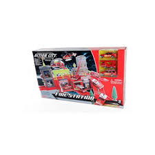 Игровой набор <b>Realtoy Пожарная станция</b>, 3 машины 28365 ...