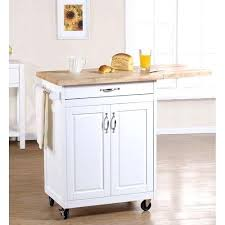 kitchen island cart white. Kitchen Island Cart With Storage White Rolling  Cabinet Chopping Cutting