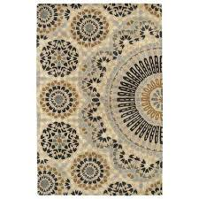 art tiles charcoal 10 ft x 13 ft area rug