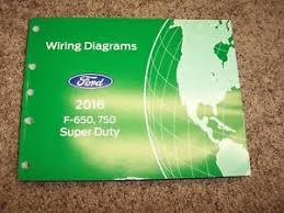 ford f f super duty truck electrical wiring diagram image is loading 2016 ford f650 f750 super duty truck electrical