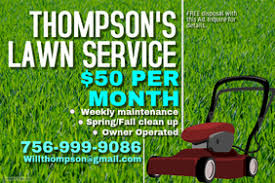 Free Lawn Mowing Flyer Template Customize 240 Lawn Service Flyer Templates Postermywall