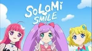 Kết quả hình ảnh cho pripara solami smile