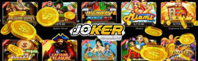 Agen Joker123 Online Deposit 25rb Terbaru Tahun Ini