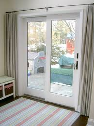 furniture cool window dressing for sliding doors 37 door curtains install glass window dressing ideas for