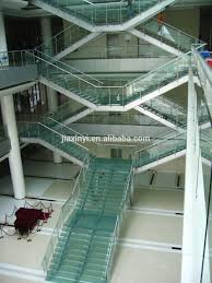 Folding Staircase Modern Glass Folding Stairs Build Floating Staircase Buy Glass