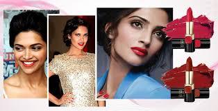 red lipstick based on skin tones