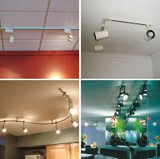 Stick On Overhead Lights Can Track Lighting Ever Be Cool Shop Our 18 Favorites