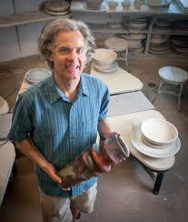 Professor Jon Keenan teaches courses in Ceramics, East Asian art ...