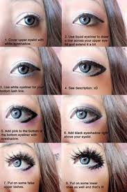 cosplay eye make up tutorial credit s facebook