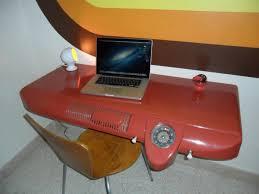 Car Desks Volkswagen Bus Dash Desk Vw Split Bus Room Related Pinterest