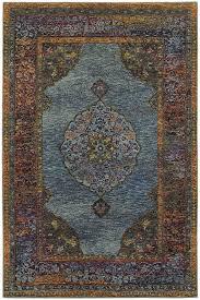 oriental weavers andorra 7139a 5 x 8 area rug
