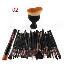 maange plete professional makeup kit full set make up brushes with powder puff foundation eyeshadow cosmetic