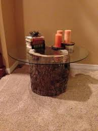 wooden log coffee tables table design ideas images of h thippo in wood log coffee