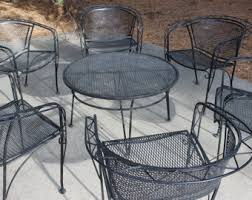 wrought iron patio furniture dallas