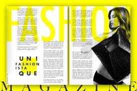 Design A Professional Magazine Layout Design