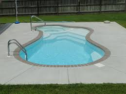 Fiberglass Pools Prices Az Small Inground Pool Small