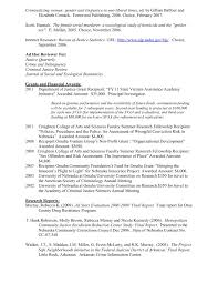 Rebecca K Murray Curriculum Vitae Pages 1 7 Text Version