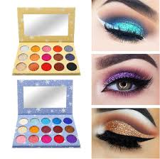 fashion colorful eye shadow makeup palette pearlescent matte not blooming without makeup to create a refined look yl1 makeup sets foundation makeup from