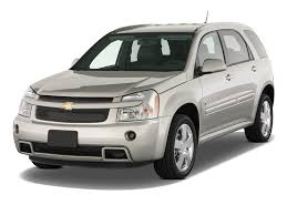 2008 Chevy Equinox Fuel Cell Diary - Day Five - Latest News ...
