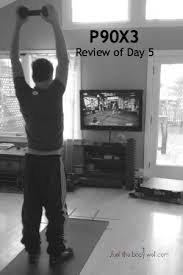 p90x3 review of day 5 cvx workout