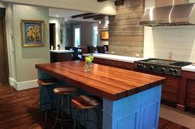 butcher block island top wood look counter tops acacia wood countertops pros and cons