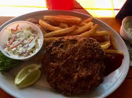 Homemade Crabcake - Triad Seafood Cafe