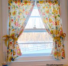 Kitchen Curtains For Embroidered Kitchen Curtains Cliff Kitchen