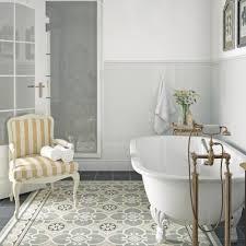 Patterned Floor Tiles Bathroom Victorian Patterned Bathroom Floor Tiles The Baked Tile Company