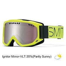 Smith Optics Scope Airflow Series Winter Sport Snowmobile