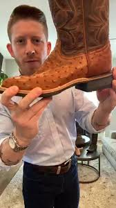 Lucchese - Ostrich Leather with Dustin Bowen | Facebook