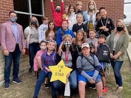 November 2020 STAR POLISHERS - Prosper Education Foundation