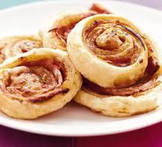 Pizza Puff Pinwheels Recipe Bbc Good Food