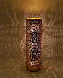 Filigrain Lampen Egyptische Filigrainlamp Met Speciaal Lichteffect