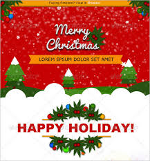28 Christmas Newsletter Templates Free Psd Eps Ai Word
