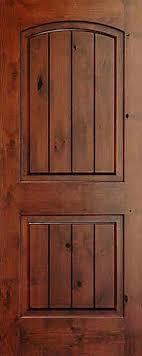 Wood interior doors Panel Primed Shaker Interior Doors Knotty Alder Arch Top Interior Doors Homestead Doors Wood Interior Doors Uber Doors