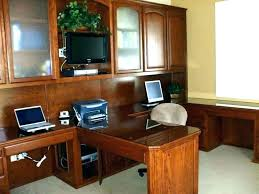 Desks home office office home Writing Desk Peninsula Desk Office Furniture Dual Desk Home Office Office Work Desks Two Person Work Desk Dual Desks Home Office For Furniture Donation Pick Up Nj Thesynergistsorg Peninsula Desk Office Furniture Dual Desk Home Office Office Work